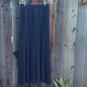 Bordeaux Long skirt - Size M